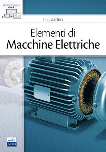 9788833190488: Elementi di macchine elettriche. Con e-book