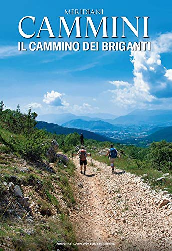 9788833331317: La via del briganti. Con Carta geografica ripiegata
