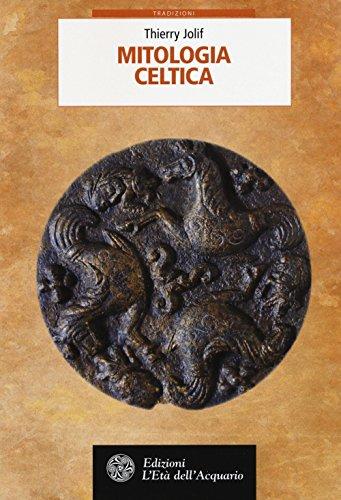 9788833360065: Mitologia celtica