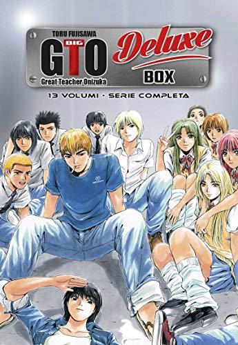 9788833550442: Big G.T.O. Deluxe Box: 1-13: Big GTO. Deluxe box (Vol. 1-13)