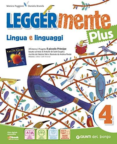 9788833711065: Leggermente plus. Per la 4ª classe elementare. Con e-book. Con espansione online: 1