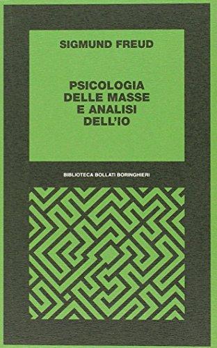 9788833902098: Psicologia delle masse e analisi dell'Io