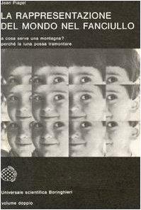 Rappresentazione del mondo del fanciullo (La) (8833903060) by Jean Piaget