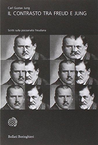 9788833903248: Il contrasto tra Freud e Jung