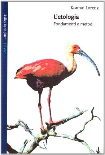L'etologia: Lorenz, Konrad