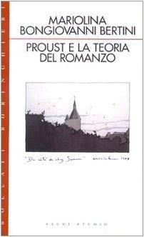 9788833910093: Proust e la teoria del romanzo