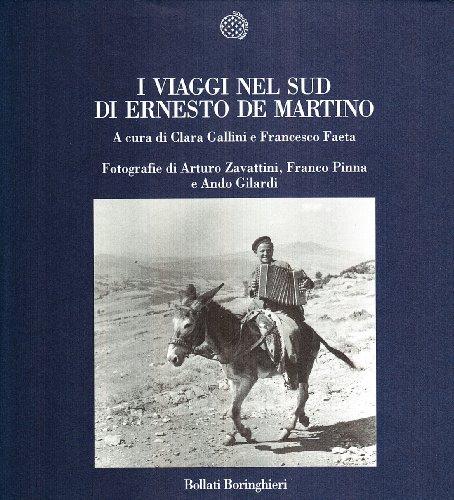 9788833911588: I viaggi nel sud di Ernesto De Martino