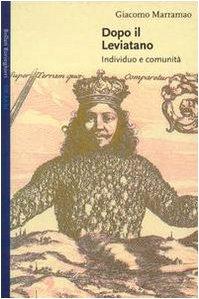 9788833912592: Dopo il Leviatano. Individuo e comunità