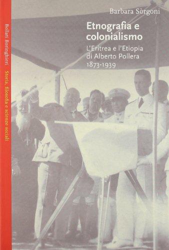 9788833913490: Etnografia e colonialismo