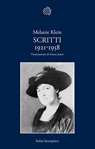Scritti 1921-1958 (9788833916972) by Klein, Melanie