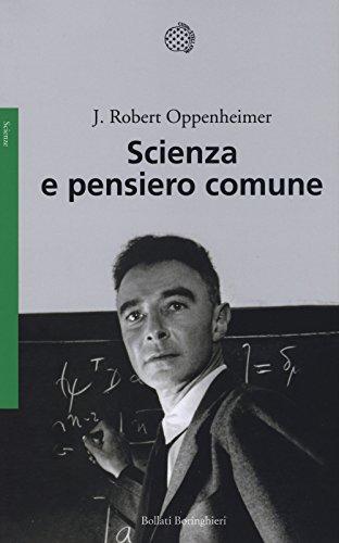 9788833927442: Scienza e pensiero comune