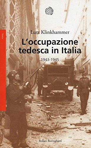 L' occupazione tedesca in Italia, 1943-1945 : Klinkhammer,Lutz