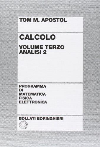 9788833950716: Calcolo vol. 3 - Analisi 2