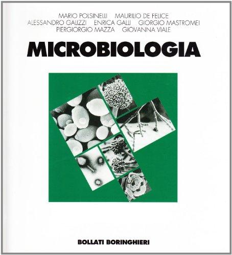 9788833955131: Microbiologia