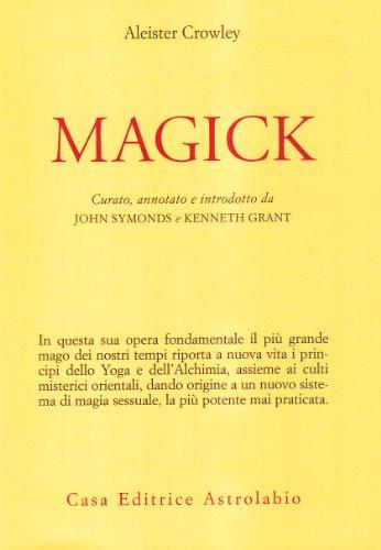 9788834004494: Magick