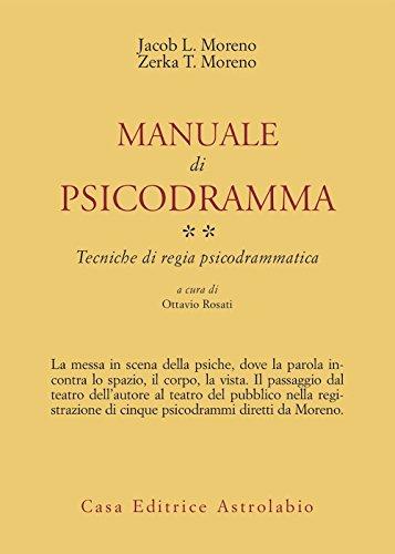 9788834008935: Manuale di psicodramma