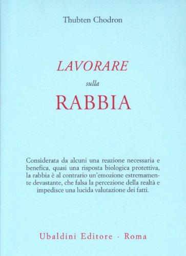 9788834014073: Lavorare sulla rabbia (Italian Edition)