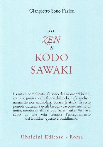 9788834014189: Lo zen di Kodo Sawaki