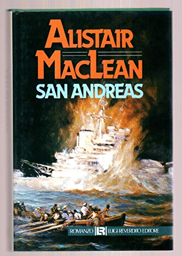 San Andreas.: MacLean,Alistair.