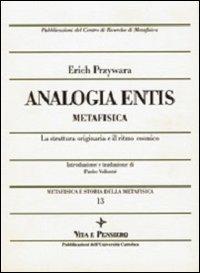 Analogia entis-metafisica. La struttura originaria e il ritmo cosmico (8834303695) by Erich Przywara