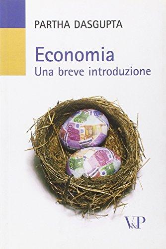 9788834315460: Economia. Una breve introduzione