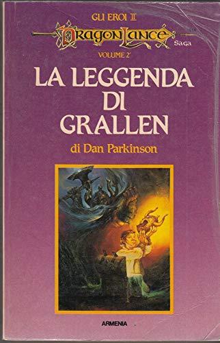 9788834405024: La leggenda di Grallen (Fantasy)