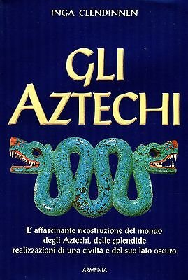 9788834410981: Gli aztechi (Civiltà perdute)
