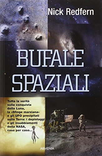 Bufale spaziali (9788834427965) by Redfern, Nick