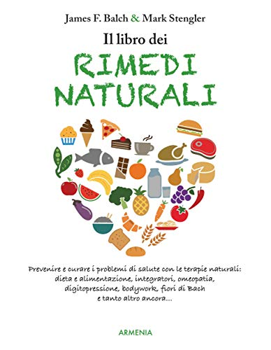 9788834430057: Il libro dei rimedi naturali