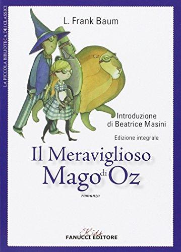 9788834722947: Il meraviglioso Mago di Oz