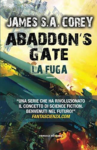 9788834730782: Abaddon's gate. La fuga