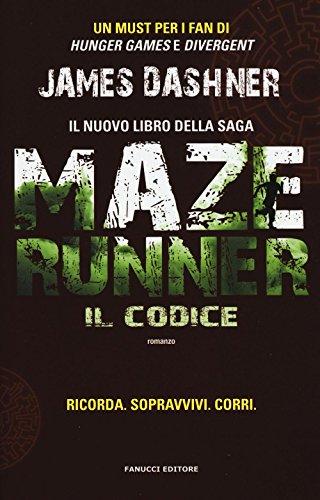 9788834731383: Il codice. Maze Runner