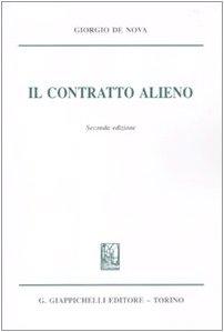 9788834809822: Il contratto alieno