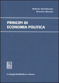 9788834814468: Principi di economia politica