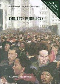 DIRITTO PUBBLICO: BIN ROBERTO PITRUZZELLA