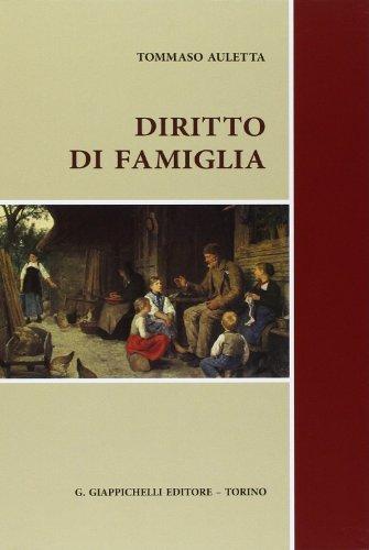 9788834888643: Diritto di famiglia-Diritto di famiglia. Appendice di aggiornamento alla legge 10 dicembre 2012, n. 219