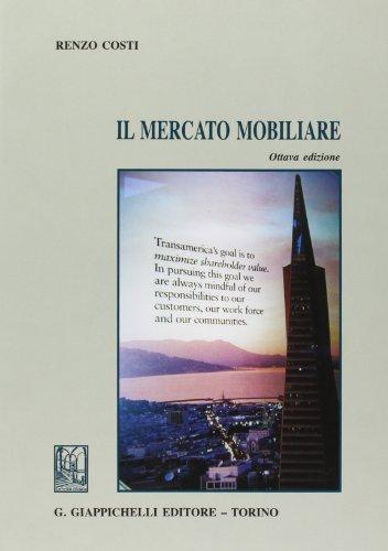 9788834889442: Il mercato mobiliare