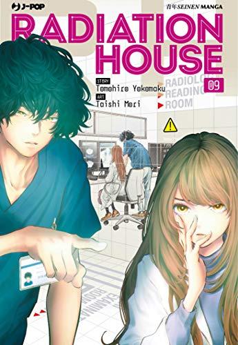 9788834904916: Radiation house (Vol. 9)