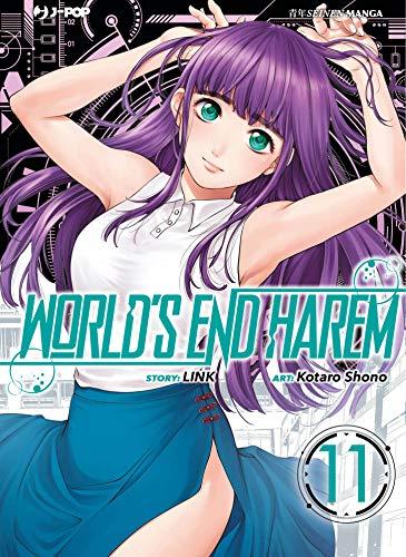 9788834905531: World's end harem (Vol. 11)