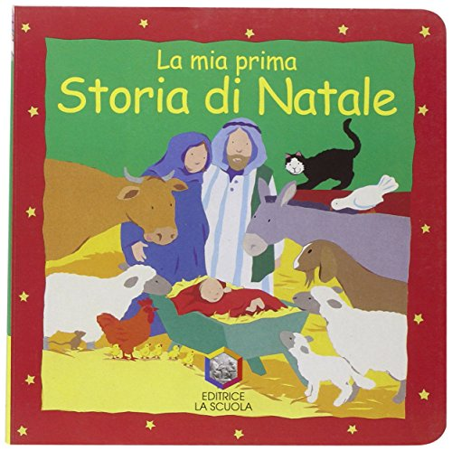 La mia prima storia di Natale (9788835017264) by [???]