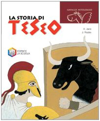 9788835024651: La storia di Teseo (Maestri. Testi e profili)