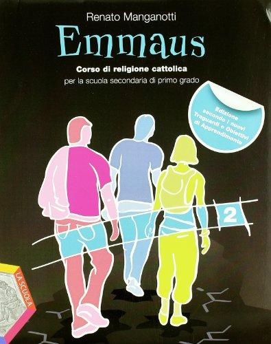 9788835027393: Emmaus. Per la Scuola media. Con espansione online: 2