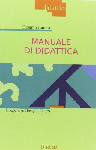 9788835028215: Manuale di didattica