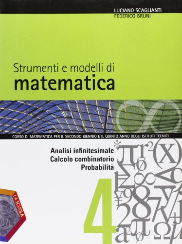 9788835029373: Strumenti e modelli di matematica. Per gli Ist. tecnici. Con espansione online: 2