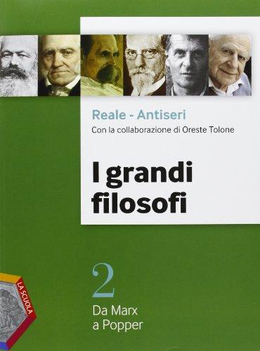9788835034599: I grandi filosofi. Per i Licei e gli Ist. magistrali. Con espansione online: 2