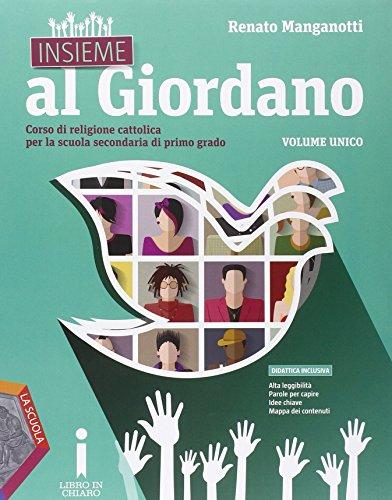 9788835041580: Insieme al Giordano. Vol. unico. Palestra competenze. Per la Scuola media. Con DVD. Con e-book. Con espansione online