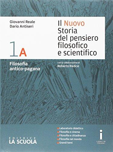 9788835044499: Il nuovo Storia del pensiero filosofico e scientifico. Vol. 1A-1B. Per i Licei. Con DVD-ROM. Con e-book. Con espansione online