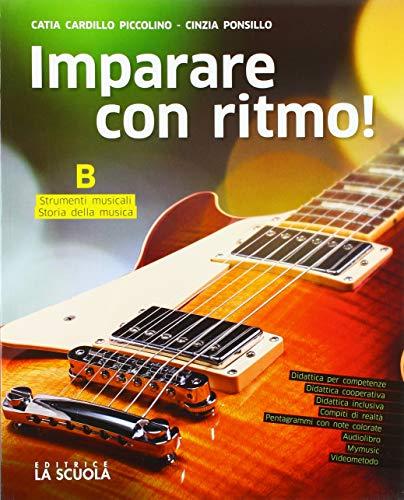 9788835049203: Imparare con ritmo. Per la Scuola media. Con ebook. Con espansione online. Con DVD-ROM