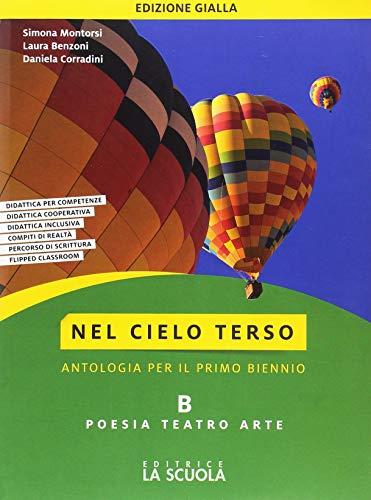 9788835049395: Nel cielo terso. Ediz. gialla. Per il biennio degli Ist. tecnici. Con ebook. Con espansione online