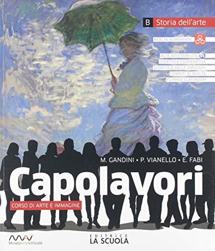 9788835051763: Capolavori. Arte. Per la Scuola media. Con e-book. Con espansione online. Con Libro: Catalogo dei capolavori